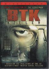 BTK Killer (DVD) by Ulli Lommel NEW
