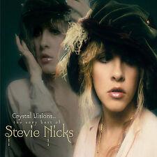 Crystal Visions: The Very Best of Stevie Nicks by Stevie Nicks (CD, Mar-2007,...