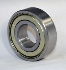 "R6-ZZ C3 Premium Shielded Ball Bearing, 3/8""x7/8""x9/32"" (Qty. 10)"
