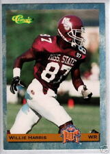 1993 Classic Draft Willie Harris