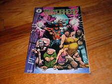 MOTORHEAD #2 comic book D.G. CHICESTER Tim Bradstreet comic Book