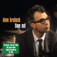 Dave Brubeck TIME OUT / GONE WITH THE WIND Remastered NEW SEALED 2 CD