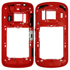 PureView Middle Frame Bezel for Nokia 808 (Red)