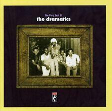 The Dramatics - Very Best of the Dramatics [New CD] Rmst
