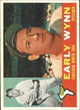 1960 Topps Baseball Card #1 Early Wynn - EX