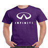 Infiniti Logo T Shirt Youth and Mens Sizes