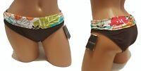 La Blanca NEW Brown Women's Size L Large 14 Swimsuit Bikini Bottom $55 4483