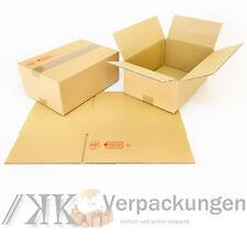 150 Faltschachteln Kartons A4 Warensendung Faltkarton 350 x 240 x 150mm