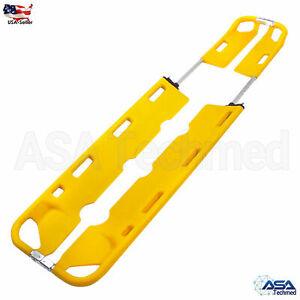 EMT Backboard Spine Board Stretcher Immobilization Kit Scoop Stretcher