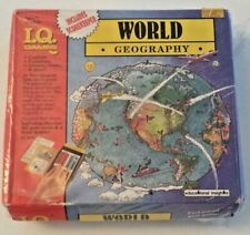 I.Q. Games World Geography 1989