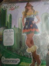 Scarecrow Halloween Costume for Women, Wizard of Oz Size Medium #30