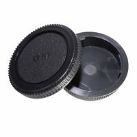 Body + Rear Lens Cap for Olympus OM4/3 OM43 OM 4/3 43 E620 E520 E510 E500 E5