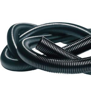 10' Feet 28MM Width Split Loom Wire Cable Flexible Tubing Conduit Hose Car Sales