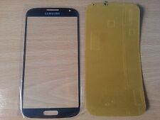 Cristal de Pantalla Tactil GRIS para Samsung Galaxy S4 SIV I9500 + Adhesivo