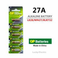 GP 27A 5 Pack battery Super High Voltage 12V Alkaline Batteries Melbourne