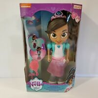 Nella The Princess Knight Transforming Doll - Target Exclusive - Nickelodeon NEW