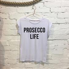 Camisetas de mujer sin marca color principal blanco 100% algodón