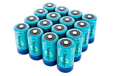 Tenergy 5000mAh C Size High Capacity NiMH Rechargeable Batteries Cell Combo 1.2V