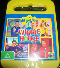 The Wiggles Wiggle House (Aust Region 4) DVD - New / Sealed