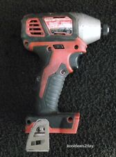 """MILWAUKEE 2656-20 CORDLESS 1/4"""" IMPACT DRIVER (TOOL ONLY)"""