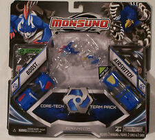 MONSUNO Core Tech Team Pack MORPH BOOST & MORPH AIRSWITCH NEW
