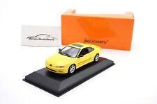 #940112621 - Minichamps Peugeot 406 Coupe - Gelb - 1997 - 1:43
