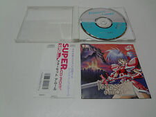 Faussete Amour W/Spine NEC PC Engine CD-Rom Japan VGOOD