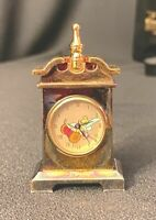 RARE WDCC Disney Collector's Society Tinkerbell Promotional Mini Clock Peter Pan