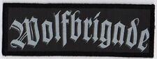 WOLFBRIGADEPATCH / SPEED-THRASH-BLACK-DEATH METAL
