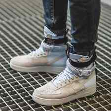 NIKE AIR FORCE 1 SF AF1 Trainers Boots Fashion - Blue Tint  - Size 8.5 (EUR 43)