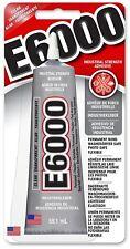 E6000 Industrie Starker Alleskleber Clear 60ml/ Metall, Holz, Schmuck, Glas usw.