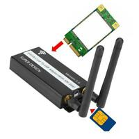 NGFF(M.2) To USB Adapter WWAN/4G LTE-Modul 2 Antenne for 6/8 Pin SIM-Anschluss