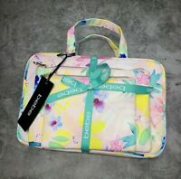 3 Piece Bebe Cosmetic Travel Case Brand New Make Up Toiletry Bags