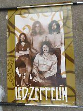 Vintage Original Led Zeppelin Winterland Poster