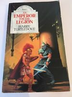 Emperor For Legion By Harry Turtledove (Paperback Book, 1987) Historical Fiction