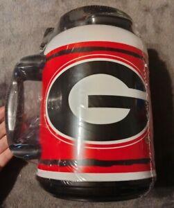 NEW University of Georgia Bulldogs Jumbo 64 Oz. Whirley UGA Travel Mug / Thermos