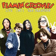 FLAMIN' GROOVIES New Sealed Ltd Ed 2018 LIVE 1971 CONCERT VINYL RECORD