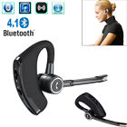 Bluetooth Earphone Stereo Headphone Driver Headset for LG iPhone Samsung Oneplus