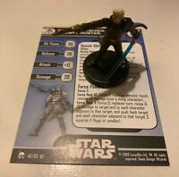 Cade skywalker, Bounty Hunter 40/60 Legacy of the Force  w/Card Star Wars Mini