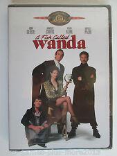A Fish Called Wanda (DVD, 1999) Brand New (Region 1--NTSC) Jamie Lee Curtis
