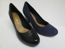 Clarks Court Cuban Heels for Women