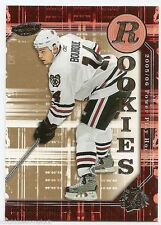 05/06 UD POWER PLAY ROOKIES RC Rene Bourque #150
