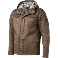 NEW!!! Gerry Men's Ridge Barn Jacket Coat Fleece Lined Hooded & Terrain, Medium
