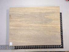"""Korina (White Limba) One Piece Solid Body Guitar Blank 21 1/2"""" x 16"""" x 2 3/8"""""""