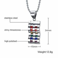 Necklace Pendant For Men or Women Fashion Jewelry with pride