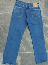 LEVI'S 514 SLIM STRAIGHT BLUE JEANS W 32 L 30 VERY GOOD CONDITION!!!!!!!!!!!