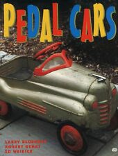Antique Pedal Cars 11920s-1960s - Types Makers Dates / SIGNED Book + Values