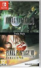 MSRNY Switch Final Fantasy VII & Final Fantasy VIII Remastered Twin Pack Multi