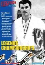 1st European Legend Karate Championship Dvd kata kumite