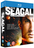 Seagal Collection Blu-Ray (2012) Steven Seagal, Davis (DIR) cert 18 5 discs